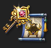 Treasury Slot Expansion Ticket、Golden Treasury Key