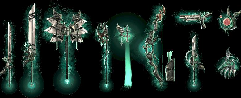 抗魔の幻影武器箱