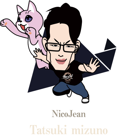 NicoJean - Tatsuki mizuno