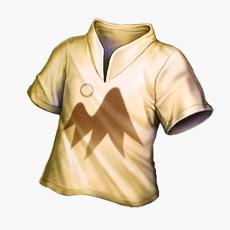 マーブルのTシャツイラスト
