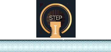 STEP1 キャラクター名を決める