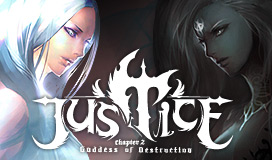 Justice Chapter2 Goddess of Destruction