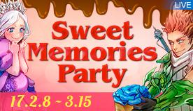 Sweet Memories Party