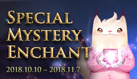 SPECIAL MYSTERY ENCHANT