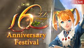 16th Anniversary Festival