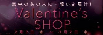Valentine´s Shop