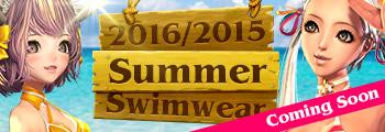 2016/2015 Summer Swimwear
