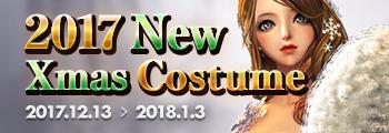 2017 New Xmas Costume
