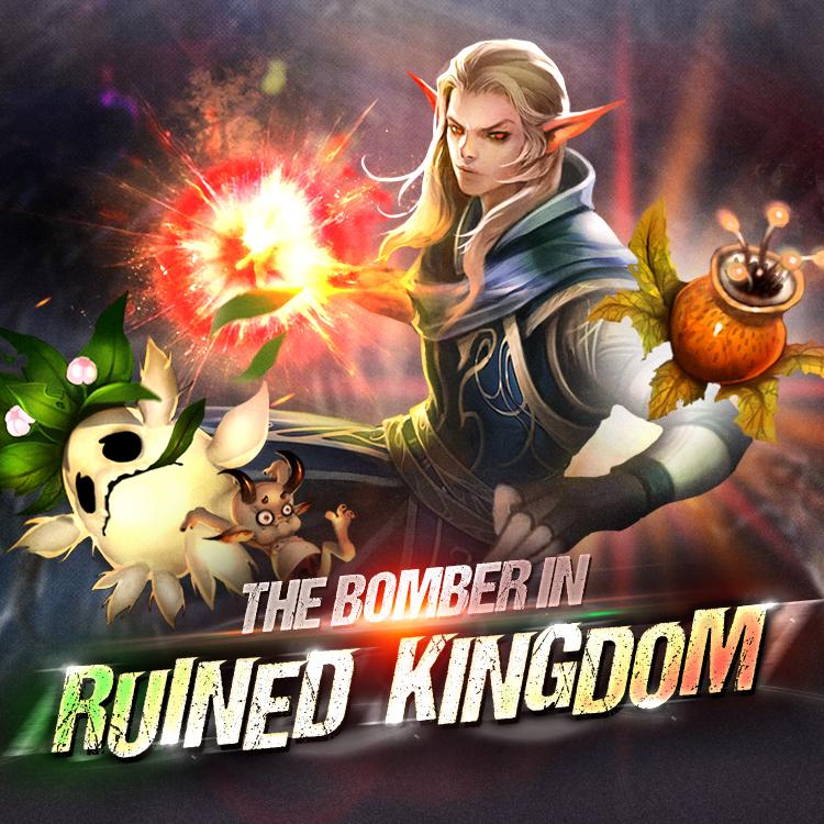 Bomber in Kingdom