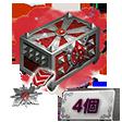 ルームティスの闘士のペンダント箱 4個